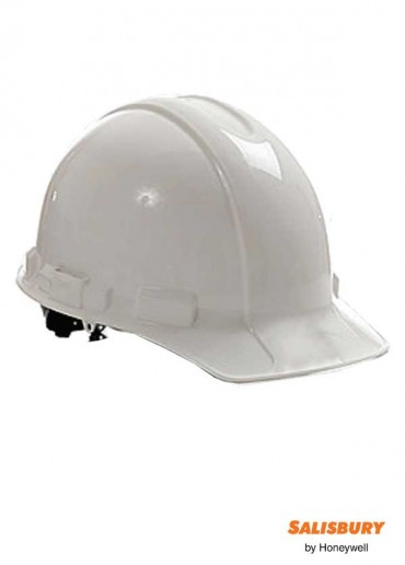Dielectric Hardhat Ratchet - White