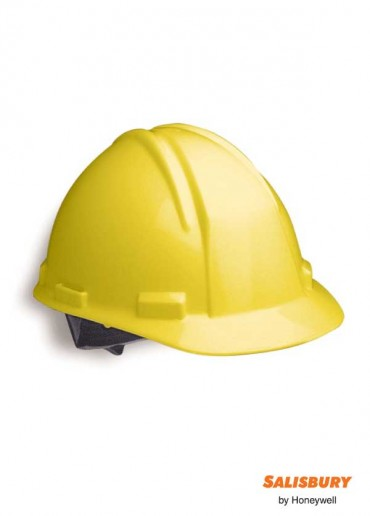 Dielectric Hardhat Ratchet - Yellow