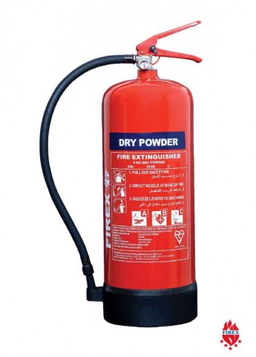 DCP Fire Extinguisher