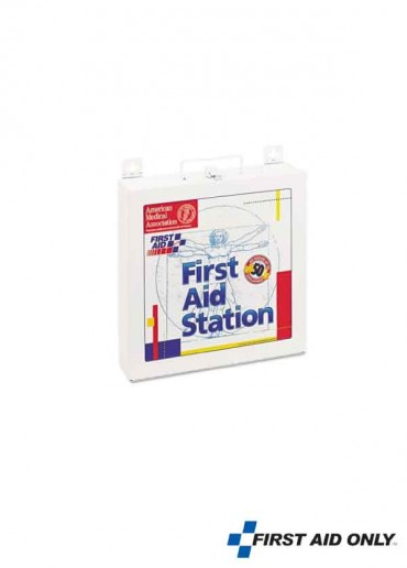 50 Persons First Aid Kit -Metal Case