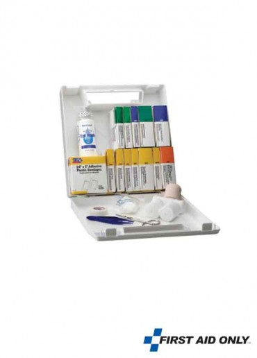50 Persons First Aid Kit -Plastic Case