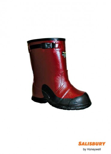 """Dielectric 14"""" deep heel boots - Size 15"""