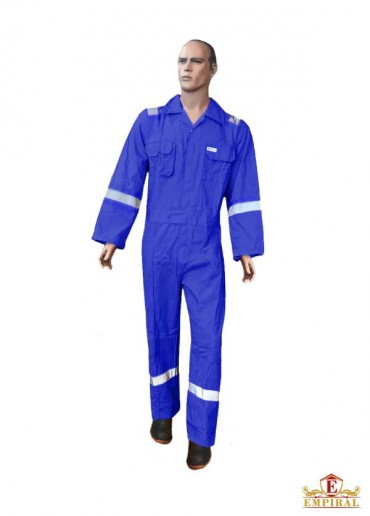 Comfort C - Navy Blue Coverall