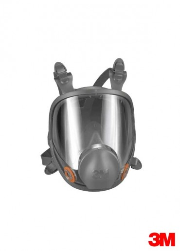 3M 6700 Full Face Mask -SMALL