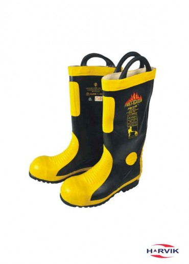 Fire Fighting Boots -Size  45