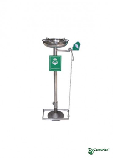 Eye Washer - Stainless Steel