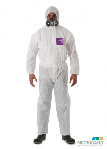 MICROGARD® 1500 Coverall White - Large