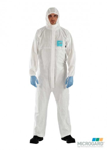 MICROGARD® 2000 Ts PLUS  Coverall White - Large