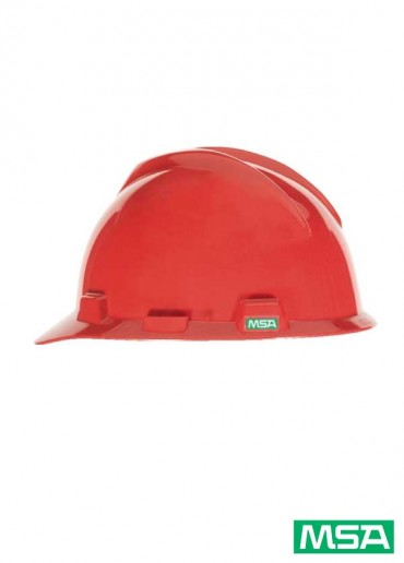 V-gard Slotted Cap Fas-Trac - Red
