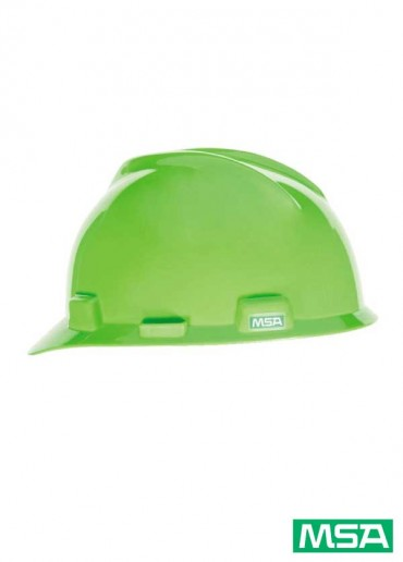 V-gard Slotted Cap Fas-Trac -  Bright Lime Green