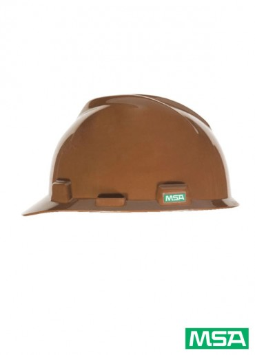 V-gard Slotted Cap Fas-Trac - Brown