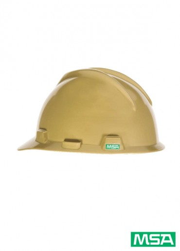 V-gard Slotted Cap Fas-Trac - Gold
